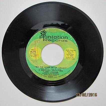 Battle Hymn of Lt. Calley / Routine Patrol [45 rpm]