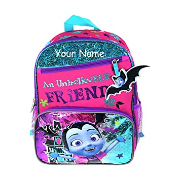 2f7582dc2fc Image Unavailable. Image not available for. Color  Personalized Disney  Junior Vampirina ...