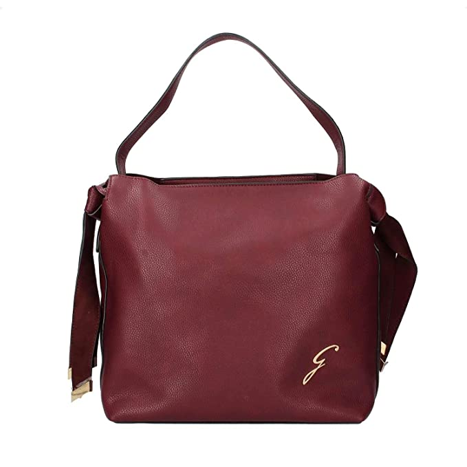 Gattinoni Roma BINAX6377WVP402 Borsa A Spalla Donna Burgundy TU  Amazon.it   Abbigliamento 0be7d03b782