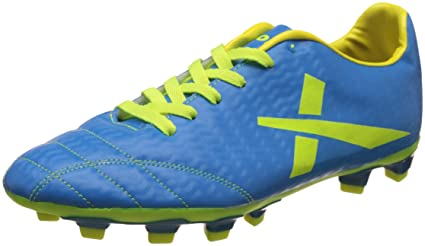 6b6b28c66 Buy Vector X NXG Football Studs (Green-Blue) Online at Low Prices in ...