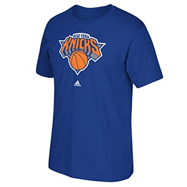 Amazon.com : NBA New York Knicks Short Sleeve T-Shirt : Sports Fan T Shirts  : Sports & Outdoors