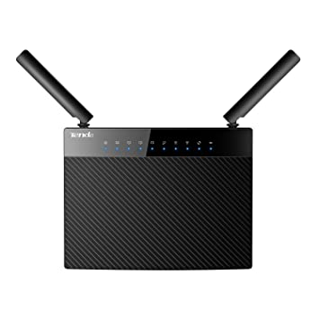 Tenda Technology AC9 Wireless AC1200 Dual Band Gigabit Router Routers at amazon