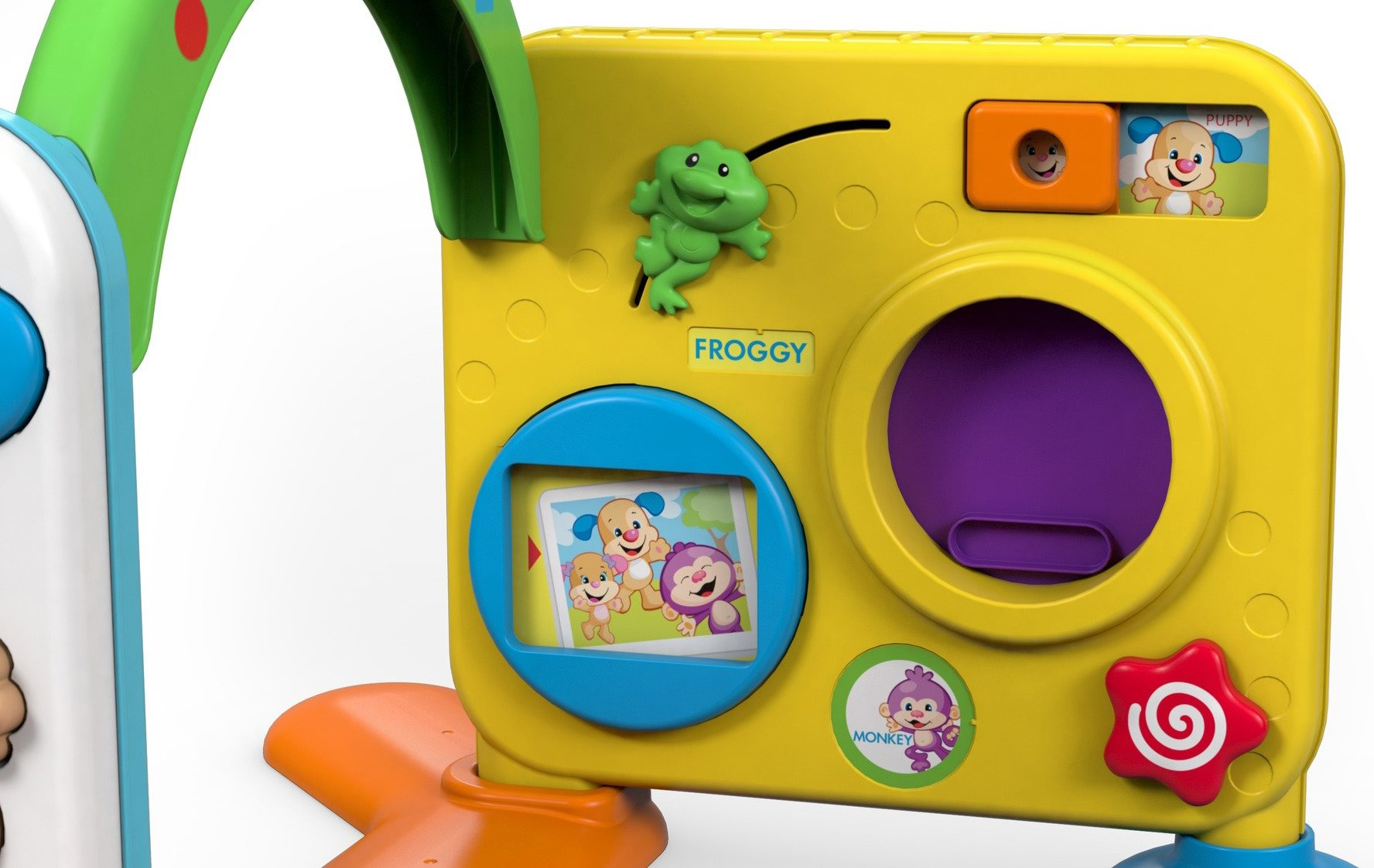 Fisher-Price Laugh & Learn Crawl-Around Learning Center by Fisher-Price (Image #21)