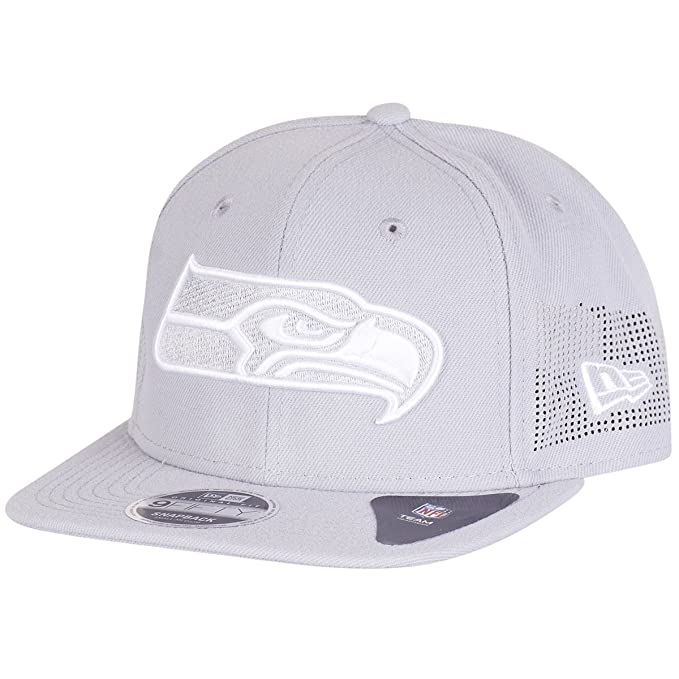 the latest d4075 abb11 New Era 9FIFTY NFL Side Perf Seattle Seahawks Snap - Med Lge (56.8 cm