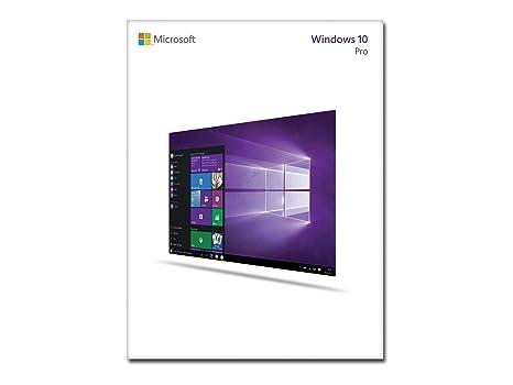 Windows 10 Professional N 32-bit/64-bit English International (PC DVD)