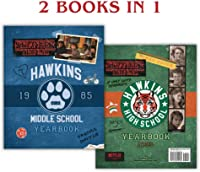 Hawkins Middle School Yearbook/Hawkins High