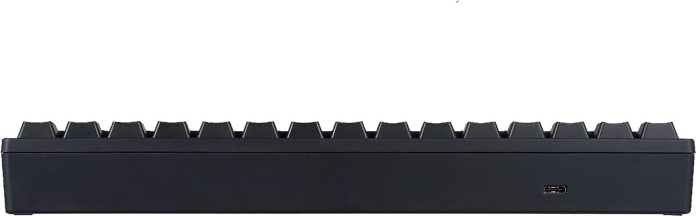 HHKB Classic Teclado PD-KB401B, Teclas Impresas, Profesional Mecánico 60% Teclado, USB-C (Carbón)