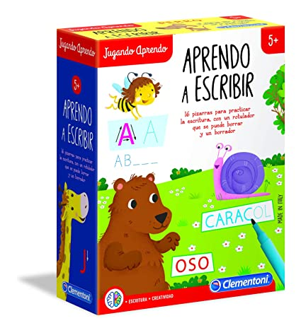 Amazon.com: Clementoni – Learning to Write Set (55308): Toys ...