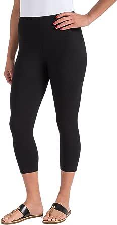 Lyssé Women's Cotton-Blend Capri Legging