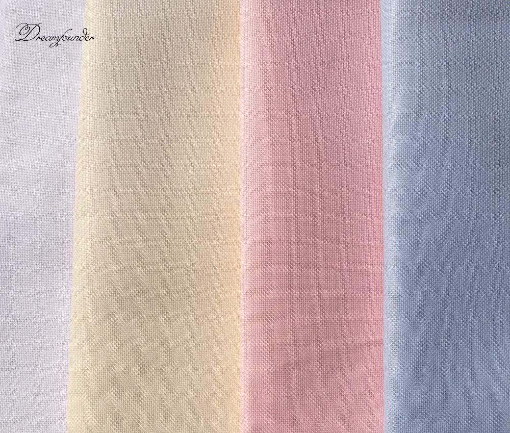 Color: Light Blue, Size: 40x40cm Zamtac 40x40cm Aida 18ct White Cloth Pink Blue Black Cross Stitch Fabric Canvas DIY Handmade Needlework Sewing Craft Many Color Choose