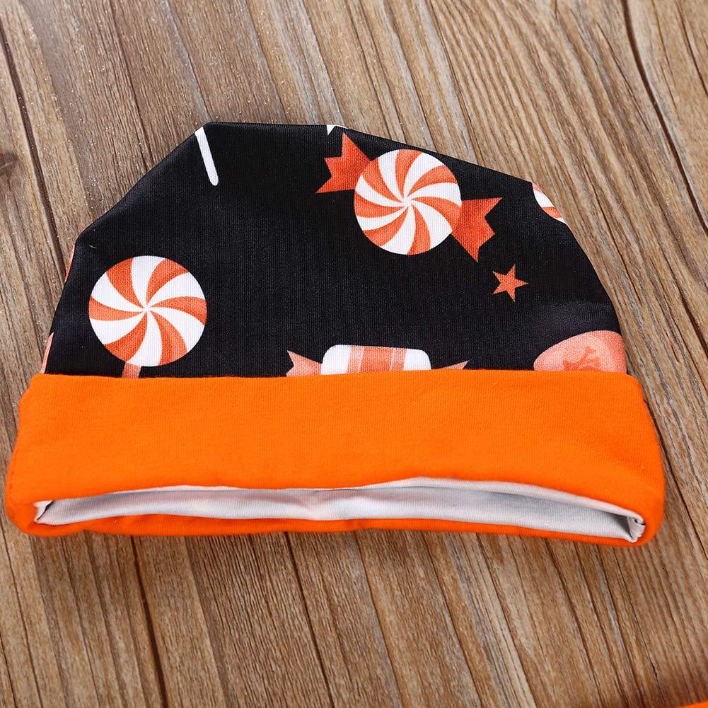 Miwear Halloween Costume Baby Boy Girl Romper + Pants + Headband + ... a2272b4bfd5a