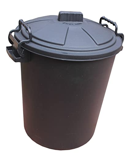 Small 50L Plastic Bin Rodent Proof Ideal for Outdoor / Animal Feed / Food / Storage  sc 1 st  Amazon UK & Small 50L Plastic Bin Rodent Proof Ideal for Outdoor / Animal Feed ...