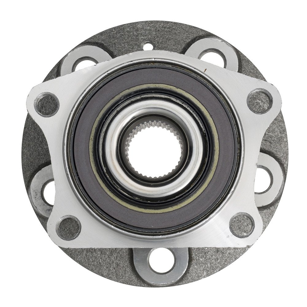PROFORCE 512253 Premium Wheel Bearing and Hub Assembly (Rear); AWD