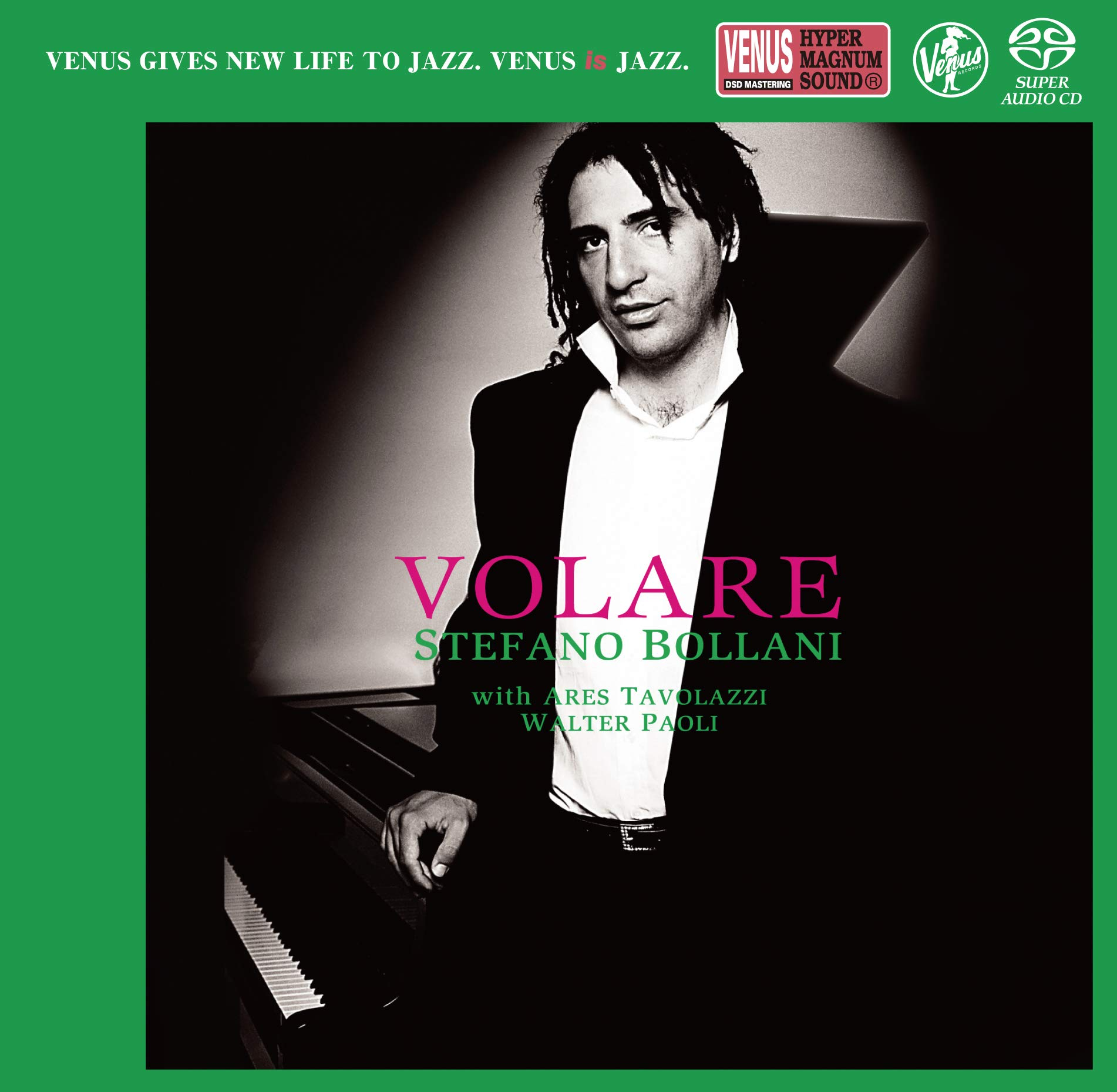 SACD : Stefano Bollani - Volare (Japan - Import, Single Layer SACD)