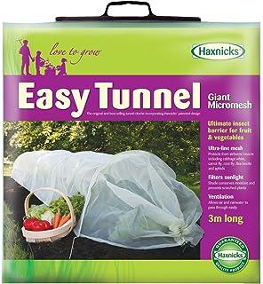 Tierra Garden 50 5030 Haxnicks Easy Micromesh Tunnel Garden Cloche, Giant