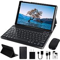 Tablet 10 Pulgadas FACETEL Q3 Android 10.0 4GB de RAM y 64 GB de ROM,5MP 8MP Cámara Tablet PC,Certificación Google GMS…