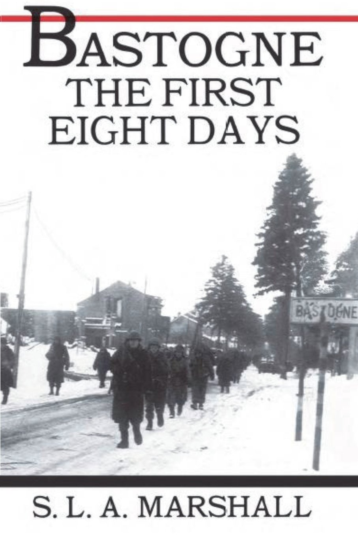 Read Online Bastogne: The First Eight Days pdf