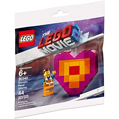 LEGO The LEGO Movie 2 Emmet's Piece Offering (30340) Bagged: Toys & Games