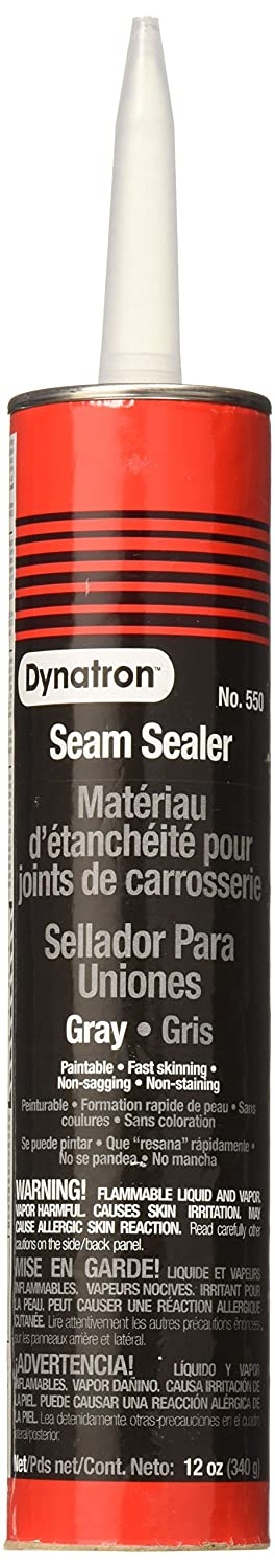 Dynatron 550 Auto Seam Sealer Grey Caulk - 12 oz. 3M
