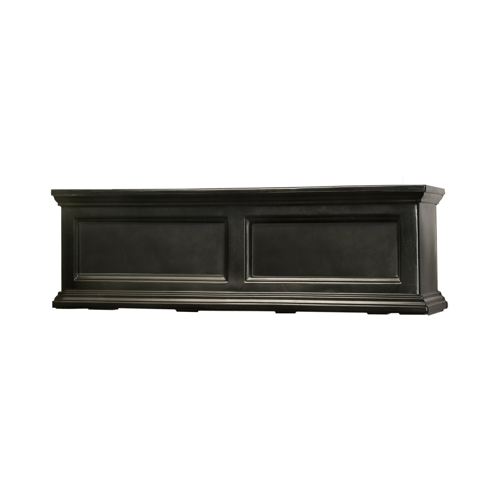 Mayne Fairfield 5822b Window Box Planter 3 Foot Black Buy Online In Belize At Belize Desertcart Com Productid 11762350
