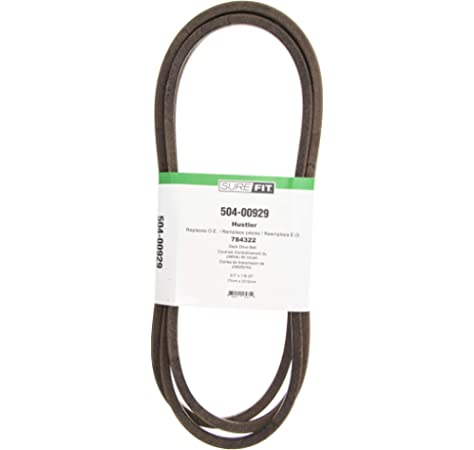 Hustler OEM Replacement Belt 784322 5//8x138 1//4
