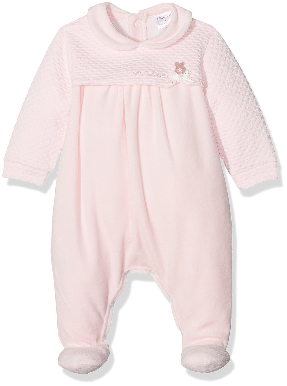 Tutto Piccolo P.TOLSTOI 3182W17, Pelele Largo con pie para Bebés, Pink, 6M: Amazon.es: Ropa y accesorios