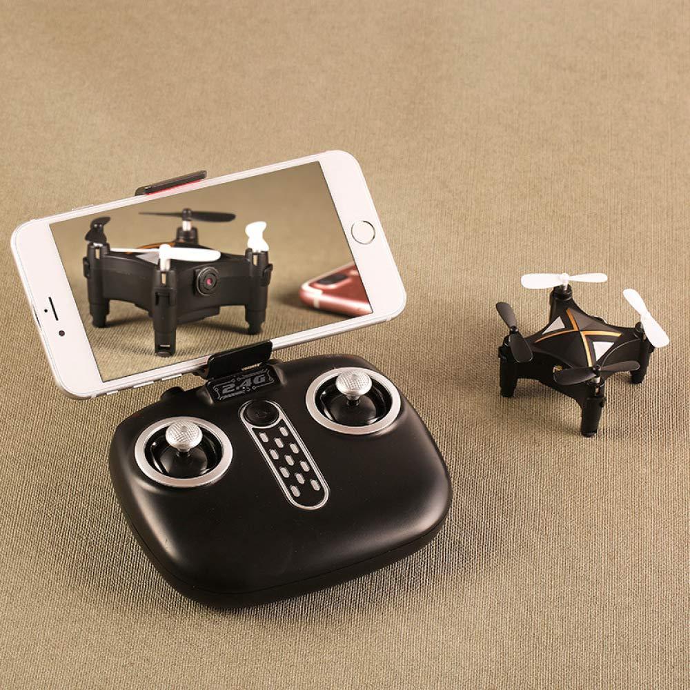 ERKEJI Drohne Schwerkraftmessung Fernbedienung Mini Quadcopter Spielzeug Flugzeug 720P Luftbildkamera Echtzeitübertragung WiFi FPV