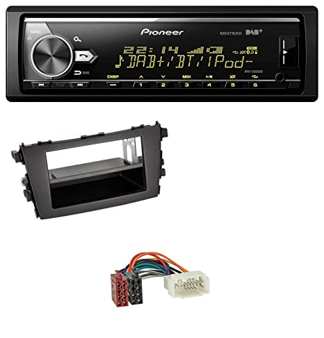 Pioneer x580dab Bluetooth USB DAB MP3 Radio de coche para Suzuki Celerio (LF, a