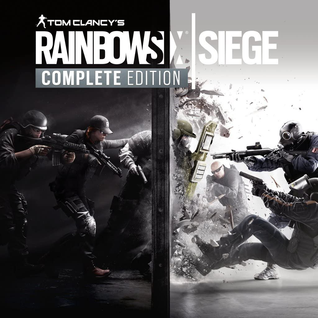 Amazon com: Tom Clancy's Rainbow Six Siege - Year 3 Complete