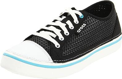f03740d7a7bf Crocs Men s Crosmesh Hover Lace-Up Shoe