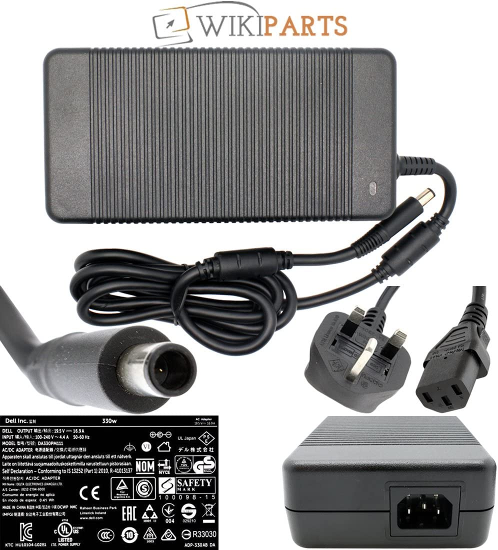 330W Laptop AC Charger Power Adapter
