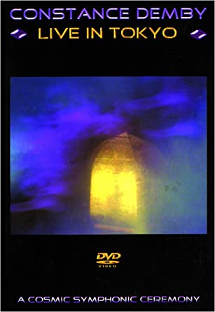 Amazon com: CONSTANCE DEMBY - LIVE IN TOKYO / DVD: Constance