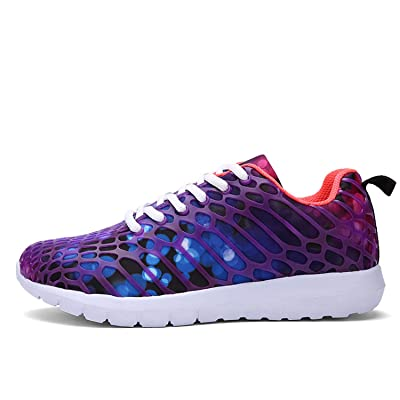 2017 New Korean Women Men's Casual Flats Shoe Running Sports Breathable Air Mesh shoes QM2