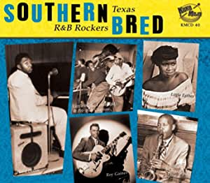 Southern Bred 7 Texas R&b Rockers (Various Artists)