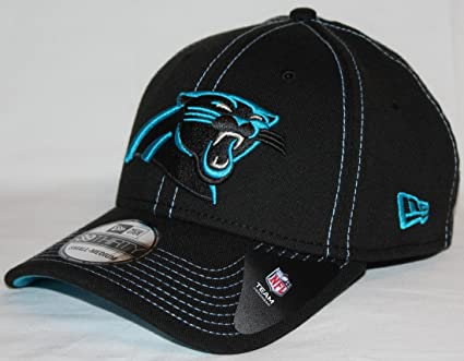 31e15bfbc Image Unavailable. Image not available for. Color  New Era Carolina Panthers  NFL 39THIRTY ...