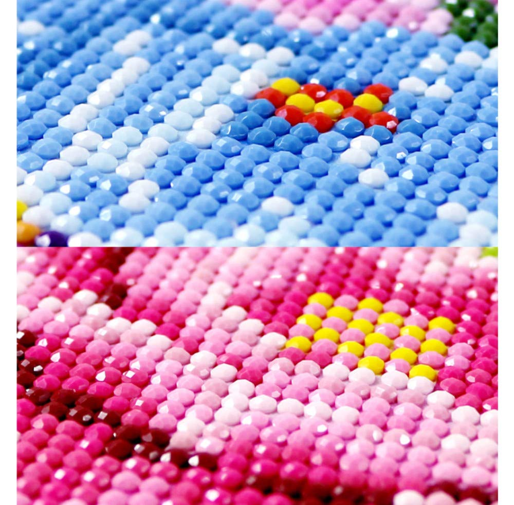GUOXIN12 Home Charakter Landschaft Tier 5D Diamant Malerei Kreuz Kreuz Kreuz Ctitch Kit Wandaufkleber Mosaik Diamant Stickerei Malerei, 50x70 cm B07P9R2GLC Wandtattoos & Wandbilder bb32cf