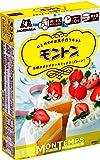 森永製菓 モントン スポンジケーキミックス <プレーン> 173g×3箱
