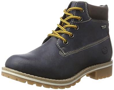 Indigo 461 078, Rangers Boots Mixte Enfant, Rose (LT. Pink 562), 34 EU