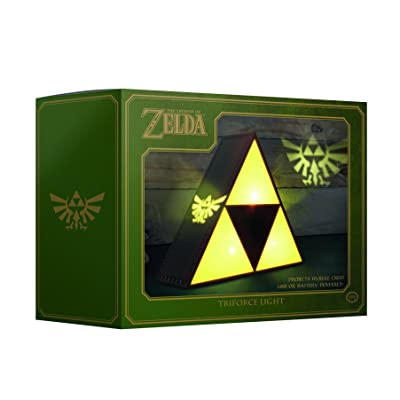 The Legend of Zelda Triforce Night Light