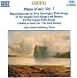 Grieg - Piano Works, Vol. 2