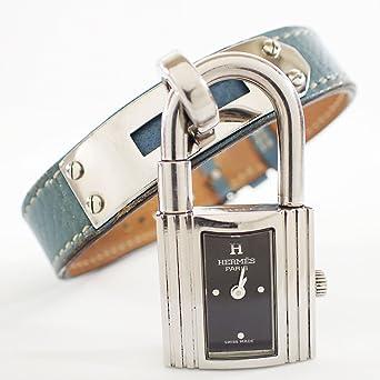 wholesale dealer d222e eb636 Amazon | エルメス レディース ケリーウォッチ 腕時計 ...