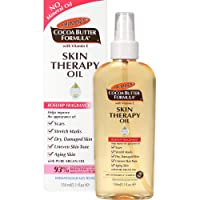 Palmer's Cocoa Butter Formula Skin Therapy Moisturizing Body Oil with Vitamin E,...
