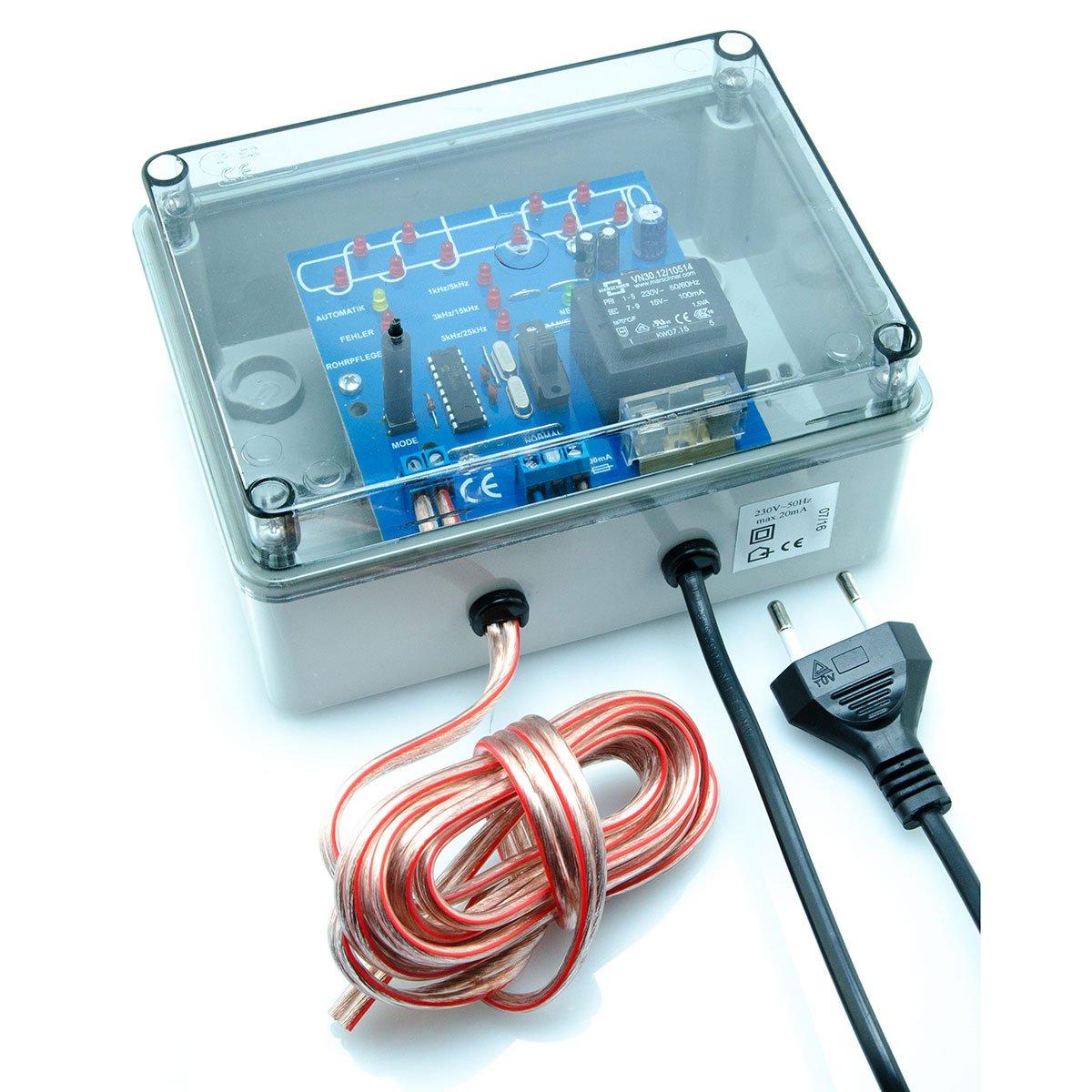 Elektronischer Wasserentkalker IVT Magnetfeldgenerator Multi-Plus MPK-1