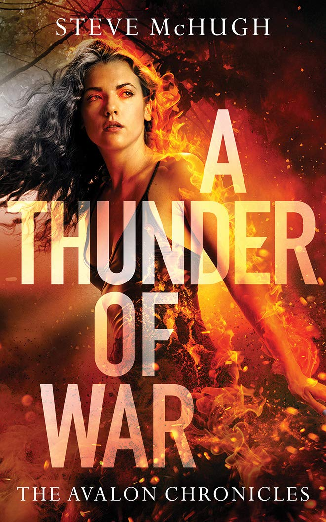 Download A Thunder of War (The Avalon Chronicles) PDF