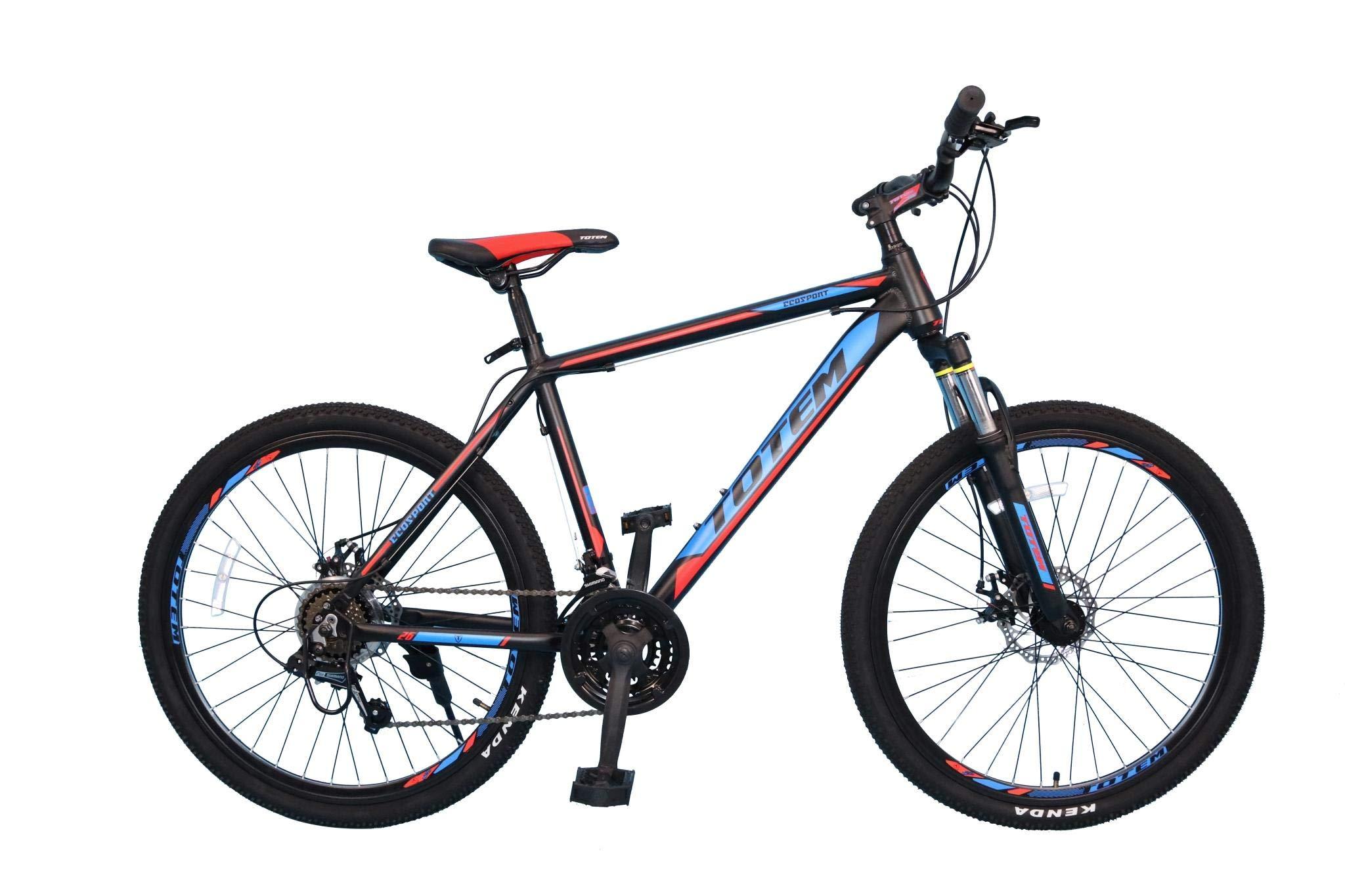 1ad01d4193b TOTEM-Aluminum Mountain Bike Shimano ST-EF500-26Inch Price in UAE ...