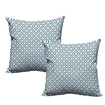 Amazon.com: Acelik - Funda de almohada de terciopelo para ...