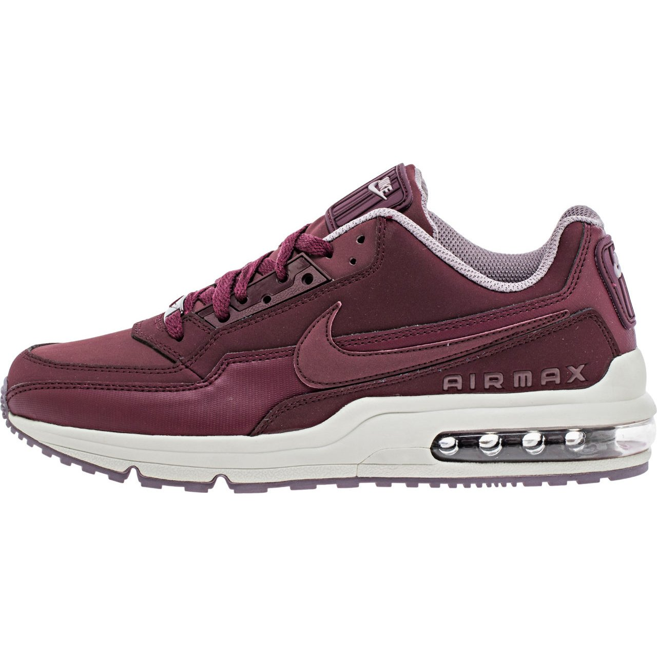 b49ee59947ea44 Galleon - Nike Air Max LTD 3 Men s Running Shoes Night Maroon 687977-600  (10 D(M) US)