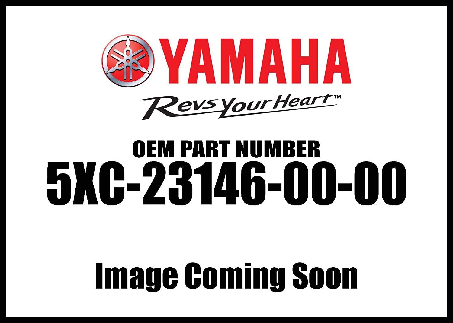 Oil Seal; ATV Motorcycle Snow Mobile Scooter Parts Yamaha 5XC-23146-00-00 Washer
