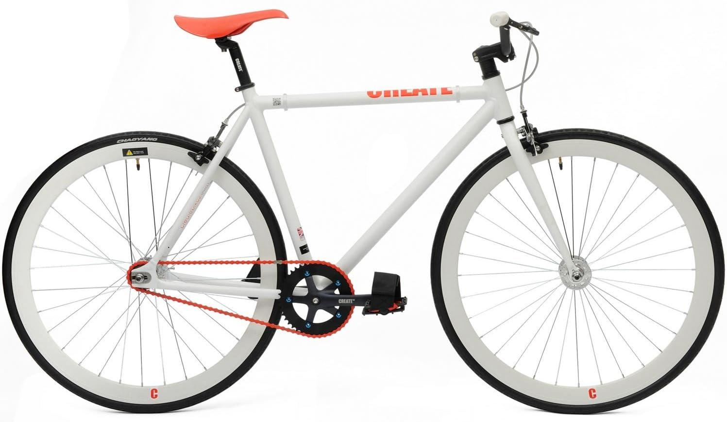 Create original Fixie Single Speed muchas de bicicleta de aluminio ...