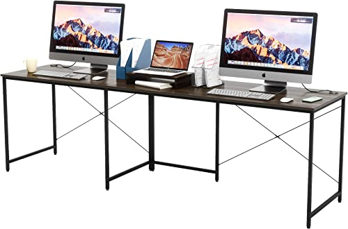 Bestier Adjustable Long Desk 95 Inch
